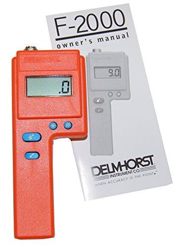 Medidor de humedad del heno Delmhorst F-2000