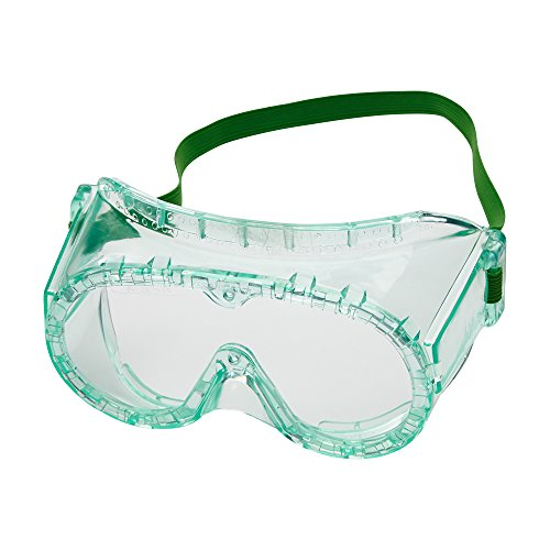 Sellstrom 88010 PVC Direct Vent Cover Goggle with Clear Anti-Fog Free Lens, Made in USA B-vent Direct Vent