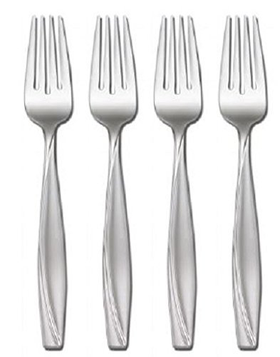 Oneida Camlynn Mirror Set of 4 Salad Forks