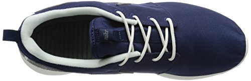 NIKE Running Roshe Wei Retro Men 's sail Grau Blau Midnight Shoes Grey Navy One Cool RnwFr1Exaw
