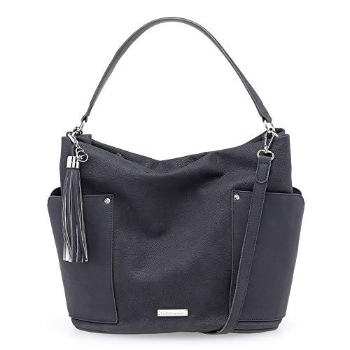Navy Tamaris Bolso Edna Hobo Comb Mujer Bag nxz7a0wqX
