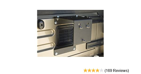 TJ Rugged Ridge 11585.01 Spare Tire Carrier Mount For 97-2006 Jeep Wrangler