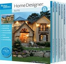 BH&G HOME DESIGNER SUITE 8.0 (WIN XP,VISTA) (Better Homes And Gardens Home Designer Suite 8)