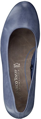 Marco Tozzi 2-22444-24 Womens Pumps Blue - BLUE HWotZsT