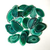 20 Green 2.5 Inch - 3.75 Inch Large Agate