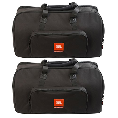 JBL EON612 Deluxe Speaker Carry Bag Pair by JBL