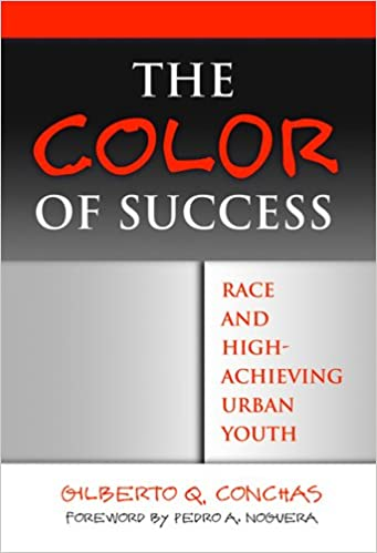 Book The Color of Success: Race And High-achieving Urban Youth