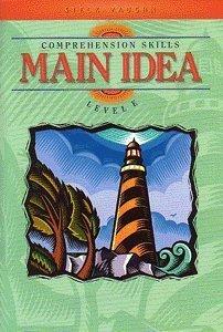 Steck-Vaughn Comprehension Skill Books: Student Edition (Level E) Main Idea