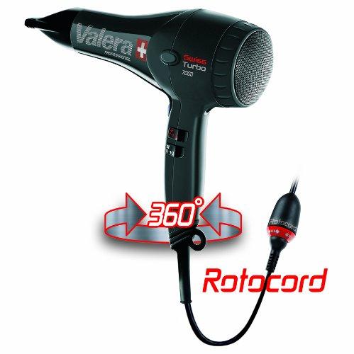 Valera ST 7000 RC Swiss Turbo 7000 - Secador de pelo con cable giratorio: Amazon.es: Salud y cuidado personal
