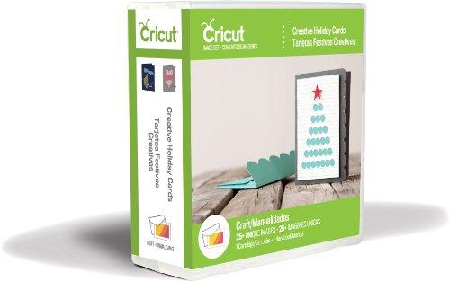 Cricut Creative Holiday Cards Cartridge -