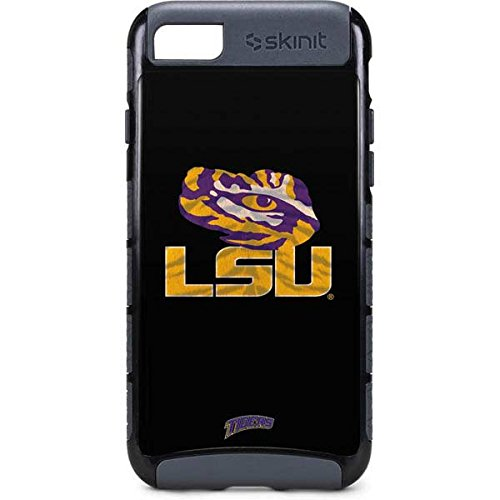 5f6ddf94b68 Image Unavailable. Image not available for. Color  Skinit LSU iPhone 8  Cargo Case ...