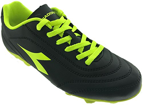 Boys' sneakers Black low Diadora top Tq0xB