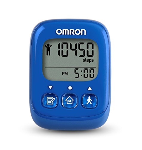 Fantastic Deal! Omron HJ325 Alvita Ultimate Pedometer, Blue