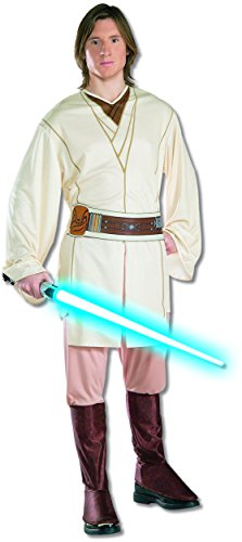 Obi-Wan Kenobi Costume - Standard - Chest Size (Sci Fi Costumes Ideas)