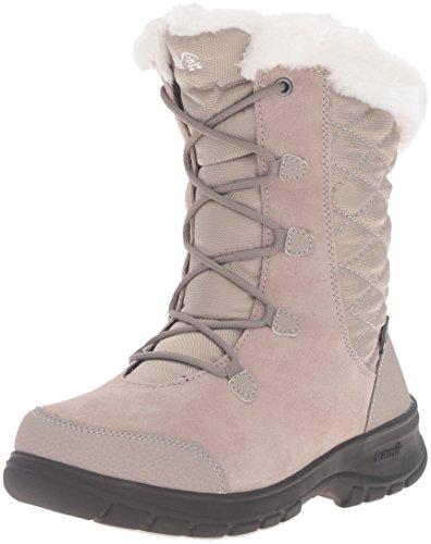 Beige Snow Boots (Kamik Women's Boston2 Snow Boot, Taupe, 6 M US)
