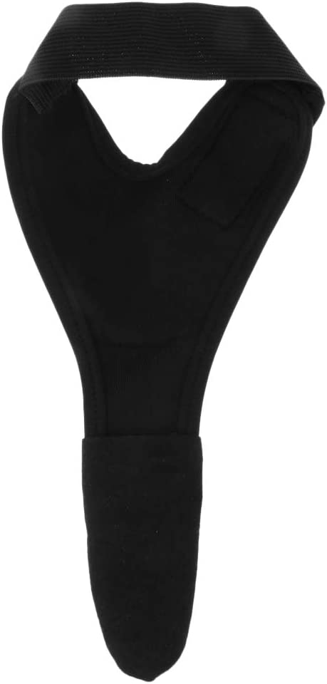 Toygogo Super Fiber Single Finger Angeln Handschuh Anti Rutsch EIN Finger Stall Schutz