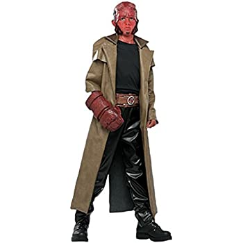 childs hellboy costume size small 4 6