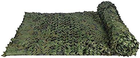 Red Militar de Camuflaje Oxford Tela Jardín Sombra Malla Caza Persianas Diseño de Flor de Corte para el jardín Cubierta Flores Plantas Patio Césped: Amazon.es: Hogar