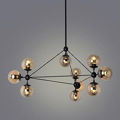 LightInTheBox Pendant Lights, 10 Light, Simple Modern Artistic MS ...