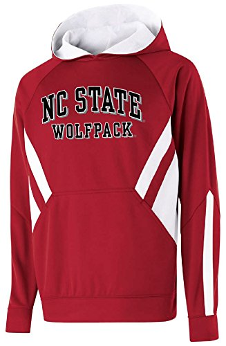NCAA North Carolina State Wolfpack Youth Unisex Argon Hoodie Small