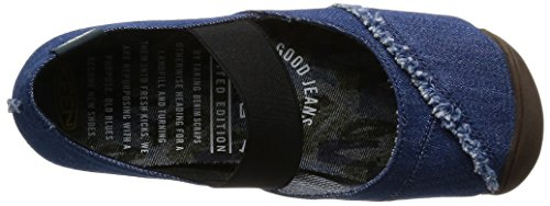 Feen Dames Het Goede Jeans Project Mj Shoe Denim