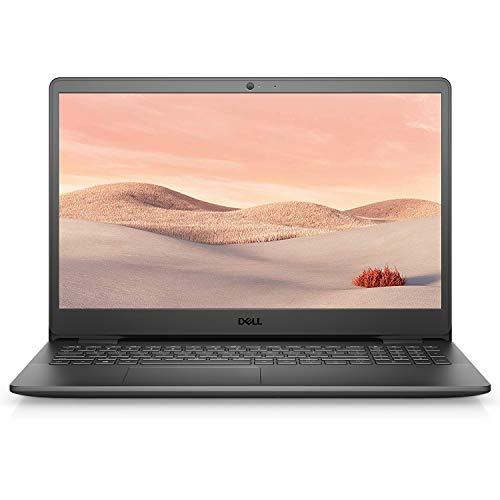 Dell Inspiron 15 3000 Laptop (2021 Latest Model), 15.6″ HD Display, Intel N4020 Dual-Core Processor, 8GB RAM, 256GB SSD, Webcam, HDMI, Bluetooth, Wi-Fi, Black, Windows 10