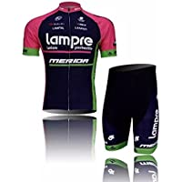 2014 NUEVO LAMPRE Camiseta de Ciclismo Jersey
