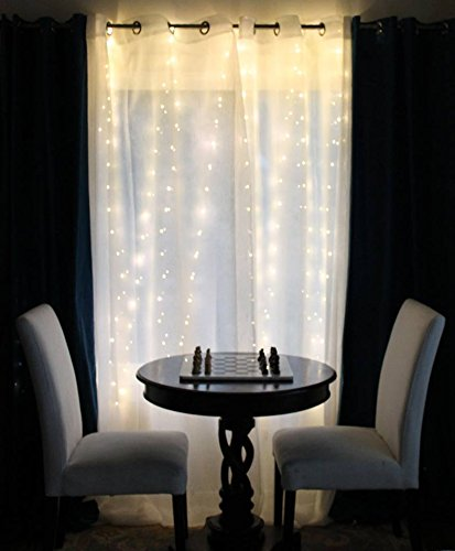 Long String Lights Indoor : Norsis Fairy Lights - Flexible Copper Wire Starry String Lights - 100 Miniature LED Lights ...