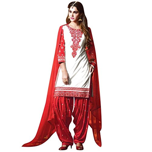 Indian Cotton Salwar Kameez - 8