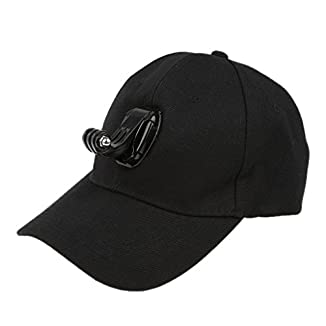 Gorra con soporte para GoPro 3