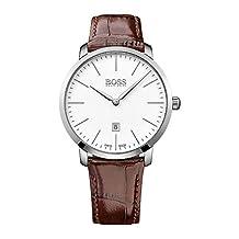Boss Mens Watch Boss Signature Timepiece 2-Hands 1513255