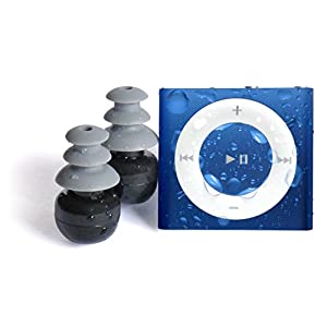 NEW! Royal Blue Underwater Audio Waterproof iPod Shuffle