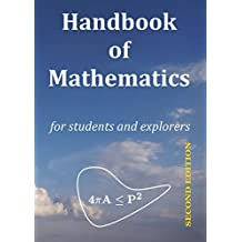 Handbook of Mathematics:   For Students and Explorers (Second Edition)