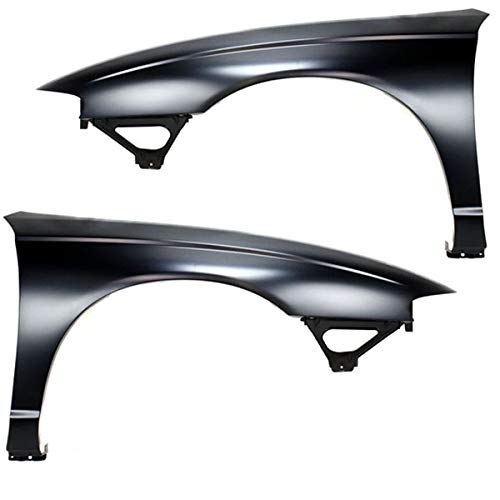 (Partomotive For 00-05 Chevy Monte Carlo Front Fender Quarter Panel Left Right Side SET PAIR )