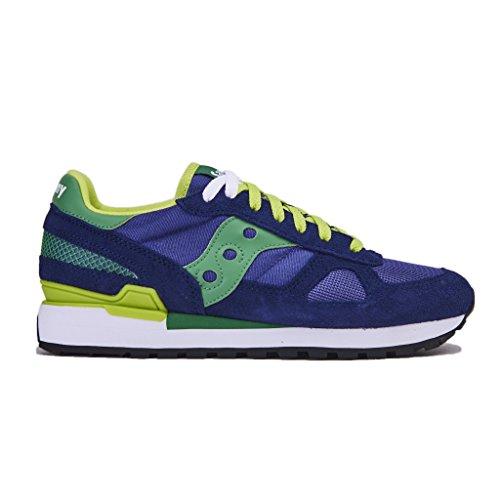 Sneakers Nuova Shadows Uomo 667 Autunno Collezione Inverno Colore Verde 2017 2018 2108 Blu Saucony a4xa8qr
