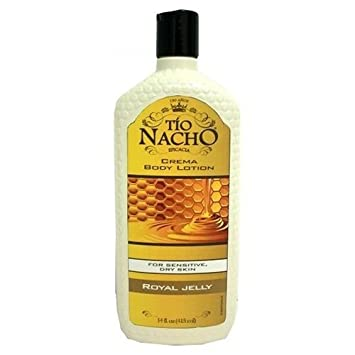 Tio Nacho Royal Jelly Crema Body Lotion for Sensitive Dry Skin