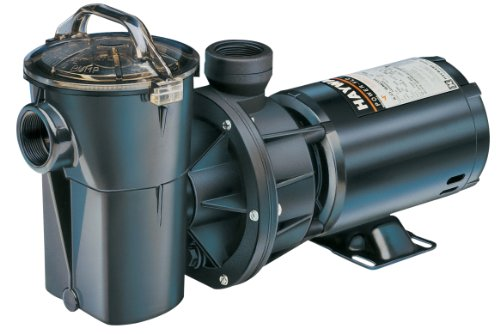 Flo II 1 HP Above-Ground Swimming Pool Pump ()
