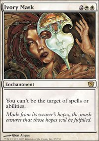 Magic: the Gathering - Ivory Mask - Ninth Edition