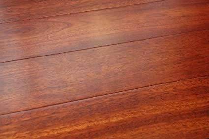 5 Inch Greenland Solid Hardwood Brazilian Cherry Jatoba Natural