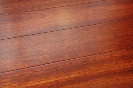 5 Inch Greenland Solid Hardwood Pacific Cherry Natural Flooring (6 Inch  Sample)