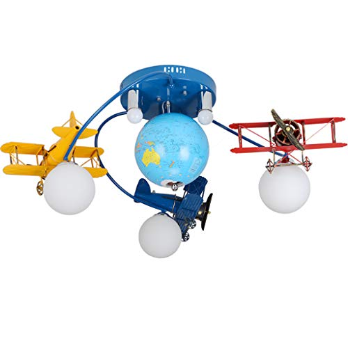 Airplane Pendant Light Fixture in US - 5