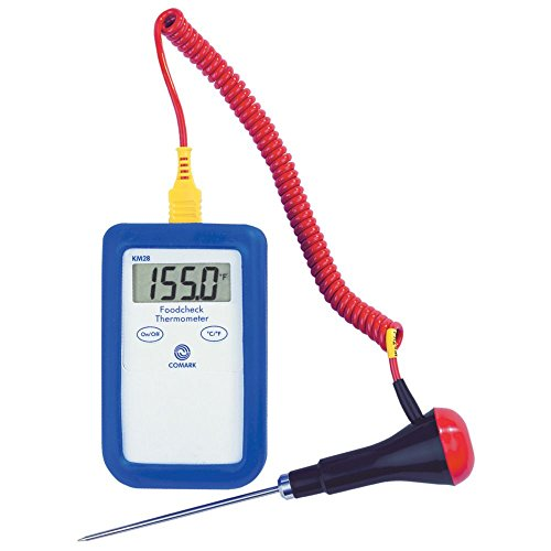 Comark Thermocouple Thermometer Kit w/ KM28 & PK24M by Comark