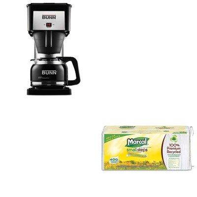 KITBUNBXBMRC6506 - Value Kit - Bunn Coffee 10-Cup Pour-O-...