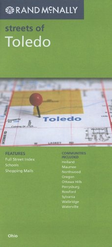 Rand McNally Streets of Toledo