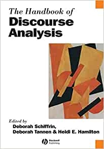 The Handbook Of Discourse Analysis Pdf