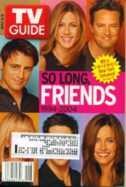 Download TV Guide May 2, 2004 Friends, American Chopper, The Swan, Judging Amy pdf epub