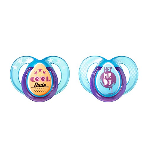 Tommee Tippee Everyday Pacifier Colors product image