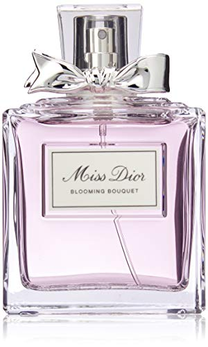 Christian Dior Miss Dior Blooming Bouquet Eau De Toilette Spray for Women, 5 Ounce