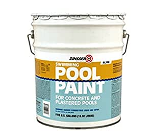 Amazon Com Rust Oleum 260542 Pool Paint 5 Gallon Home