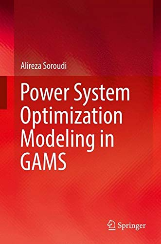 ation Modeling in GAMS ()